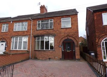 Thumbnail 3 bed semi-detached house for sale in Blackbird Road, Leicester, Leicestershire, England