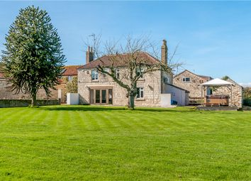 Thumbnail 5 bed equestrian property for sale in Low Park Farm, Chantry Lane, Hazlewood, Tadcaster