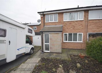 Thumbnail 3 bed semi-detached house for sale in The Hawthornes, John O'gaunts Way, Belper