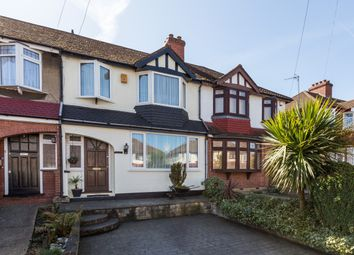 Thumbnail 3 bed terraced house for sale in Ascot Gardens, Enfield