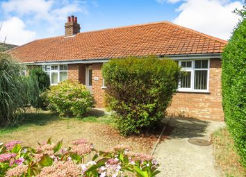 Thumbnail 3 bed semi-detached bungalow for sale in Hargham Road, Attleborough