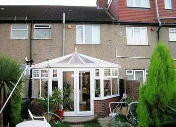 Thumbnail 3 bed terraced house for sale in Kynaston Avenue, Thornton Heath