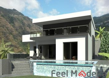 Thumbnail 3 bed villa for sale in Ribeira Brava, House Madeira Island, Ribeira Brava House With Sea View, Portugal