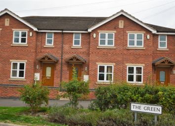 Thumbnail 3 bed town house for sale in The Green, Hathern, Loughborough