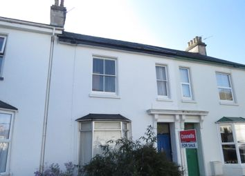 Thumbnail 5 bed terraced house for sale in Trematon Terrace, Mutley, Plymouth