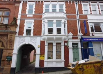 Thumbnail 2 bed flat to rent in Charles Street, Newport