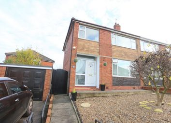 Thumbnail 3 bedroom semi-detached house for sale in Denstone Crescent, Blurton