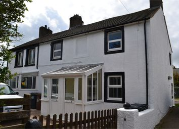 Thumbnail 2 bed end terrace house to rent in Crossfield Road, Cleator Moor, Cumbria