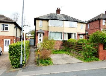 Thumbnail 3 bed semi-detached house for sale in Whitecote Rise, Bramley, Leeds
