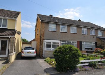 Thumbnail 3 bed semi-detached house for sale in Burfoote Gardens, Stockwood, Bristol