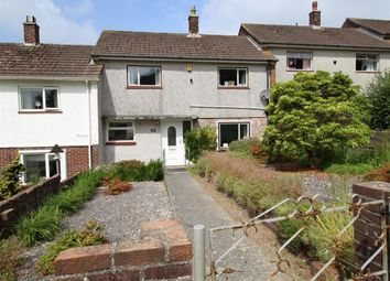 Thumbnail 2 bed terraced house for sale in Conrad Road, Manadon, Plymouth