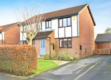 Thumbnail 3 bed semi-detached house for sale in Arthurs Avenue, Harrogate