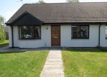 Thumbnail 2 bed semi-detached house for sale in Fraser Court, Kiltarlity, Beauly