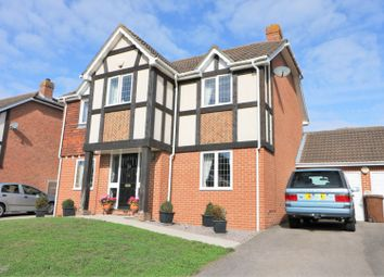 Thumbnail 5 bed detached house for sale in Sherbourne Drive, Strood