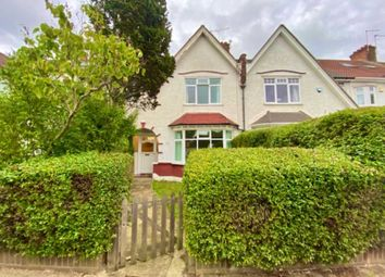 Thumbnail 3 bed terraced house to rent in Woodberry Grove, London