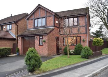 Thumbnail 4 bed detached house for sale in Orchard Drive, Whittle-Le-Woods, Chorley