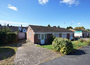 Thumbnail 2 bedroom semi-detached bungalow for sale in Manor Close, Tongham, Farnham
