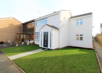 Thumbnail 4 bed semi-detached house for sale in Church Lane, Fillongley, Coventry