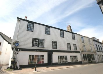 Thumbnail 2 bedroom flat to rent in High Street, Totnes