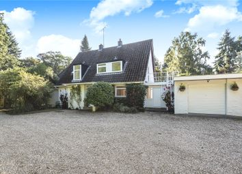 Thumbnail 5 bed detached house to rent in Wick Road, Englefield Green, Egham, Surrey
