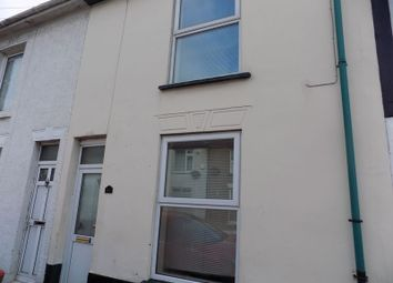 Thumbnail 3 bed terraced house to rent in Berridge Road, Sheerness