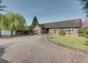 Thumbnail 4 bed detached bungalow for sale in Dusthouse Lane, Finstall, Bromsgrove