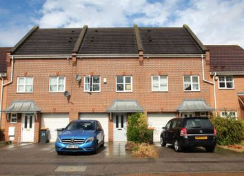 Thumbnail 3 bed town house for sale in Haynes Road, Elstow, Bedford