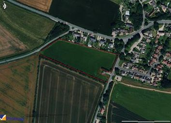 Thumbnail Commercial property for sale in Land Off Linton Road, Balsham, Cambridgeshire