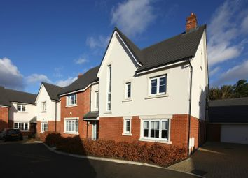 Thumbnail 5 bedroom detached house for sale in Ty Gwyn Gardens, Penylan, Cardiff