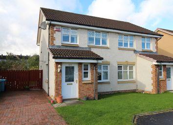 Thumbnail 3 bedroom semi-detached house for sale in Kirkwood Place, Coatbridge