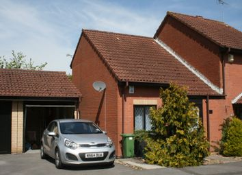 Thumbnail 1 bed end terrace house to rent in Clover Way, Hedge End, Southampton