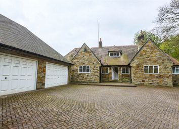 Thumbnail 4 bed detached house for sale in Dam Hill, Thunderbridge, Huddersfield, West Yorkshire