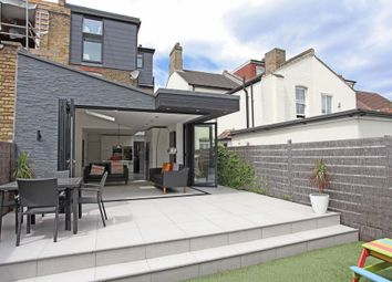 Thumbnail 4 bed semi-detached house for sale in Walpole Road, South Woodford