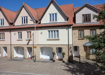 Thumbnail 3 bedroom town house for sale in Wherry Road, Norwich