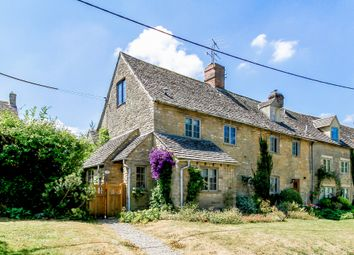 Thumbnail 3 bed cottage for sale in Ascott-Under-Wychwood, Chipping Norton