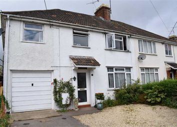 Thumbnail 4 bed semi-detached house for sale in Greenway Lane, Chippenham, Wiltshire