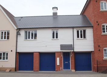 Thumbnail 2 bed maisonette to rent in Fowler Road, Colchester