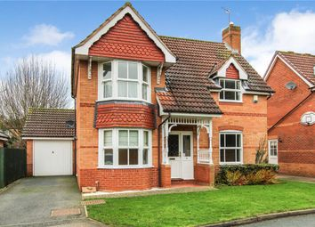 Thumbnail 3 bed detached house for sale in Appleby Gate, Knaresborough, North Yorkshire