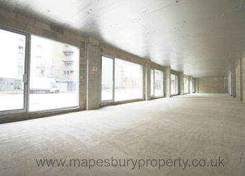 Thumbnail Retail premises for sale in Charcot Road, Colindale