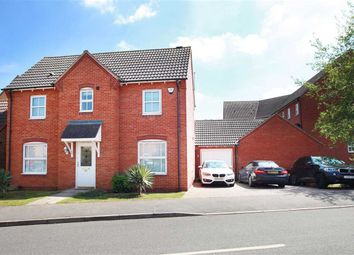 Thumbnail 3 bed detached house for sale in John Lea Way, Wellingborough