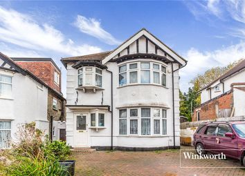 Thumbnail 4 bedroom detached house for sale in Courthouse Road, West Finchley, London