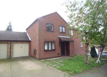 Thumbnail 3 bedroom link-detached house for sale in Goodwood, Great Holm, Milton Keynes, Buckinghamshire