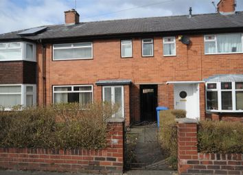 Thumbnail 3 bed terraced house for sale in Statham Avenue, Orford, Warrington