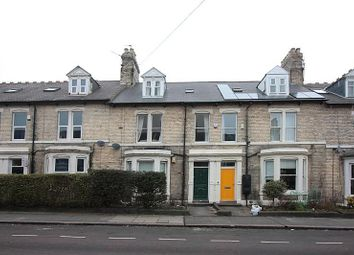 Thumbnail 3 bedroom maisonette for sale in Queens Road, Jesmond, Newcastle Upon Tyne