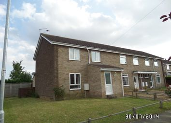Thumbnail 3 bed semi-detached house to rent in Kings Road, Bungay, Suffolk