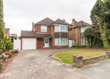 Thumbnail 4 bed detached house for sale in Long Lane, Ickenham