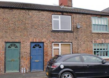 Thumbnail 2 bed terraced house to rent in Church Lane, Carlton, Goole