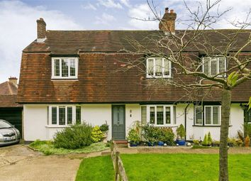 Thumbnail 2 bed terraced house for sale in Barn Close, Epsom, Surrey