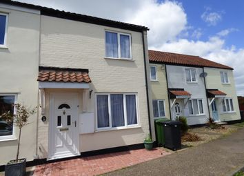 Thumbnail 2 bed terraced house to rent in St. Leger, Long Stratton, Norwich