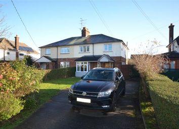 Thumbnail 4 bed semi-detached house for sale in Landscape View, Saffron Walden, Essex